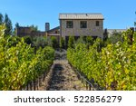 napa valley california vineyard ...   Shutterstock . vector #522856279
