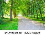 Great Green Park In Oranienbau...