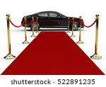 3d render image representing a... | Shutterstock . vector #522891235