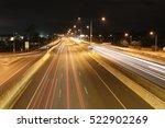 ipswich road at night