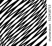 distressed lines black diagonal ... | Shutterstock .eps vector #522918715