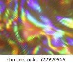 blurred rays. defocused... | Shutterstock .eps vector #522920959