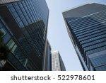 skyscraper of business and... | Shutterstock . vector #522978601