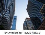 skyscraper of business and... | Shutterstock . vector #522978619