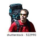 backpacker | Shutterstock . vector #522990