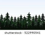 Coniferous Forest.