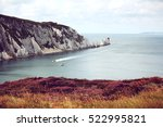 isle of wight  united kingdom ... | Shutterstock . vector #522995821