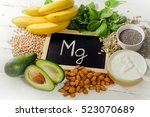 Products Containing Magnesium....