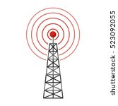 isolated antenna signal device...