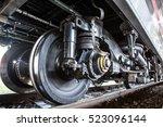 Train Car Undercarriage ...