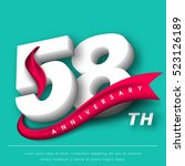 Anniversary Emblems 58...