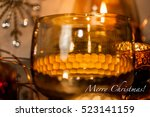 christmas decoration for the... | Shutterstock . vector #523141159