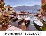 Limone Sul Garda Is A Town In...