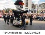 mexiko city  mexico   october... | Shutterstock . vector #523239625