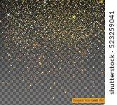 vector festive illustration of... | Shutterstock .eps vector #523259041