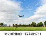 london  england   august 22 ...   Shutterstock . vector #523284745