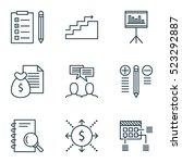 set of 9 project management...