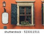 Classic Architecture. Window...