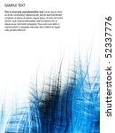 abstract background design | Shutterstock . vector #52337776