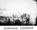 black grunge texture. place... | Shutterstock . vector #523428709