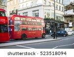 london  england uk   november... | Shutterstock . vector #523518094