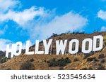 los angeles  california  ... | Shutterstock . vector #523545634