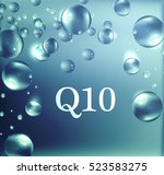 bubbles hyaluronic acid q10...
