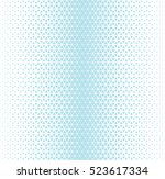 abstract geometry hipster... | Shutterstock .eps vector #523617334