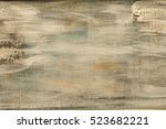 aged wood texture. painted wood ... | Shutterstock . vector #523682221