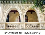 arch window semicircular