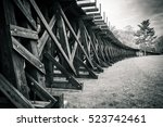 Trestle And Field Black And...