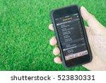 bangkok  thailand . nov 28 ... | Shutterstock . vector #523830331
