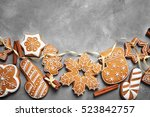 Tasty Gingerbread Cookies And...