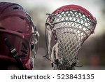 lacrosse   american teamsports... | Shutterstock . vector #523843135