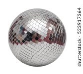 disco ball | Shutterstock . vector #523917364