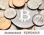 Silver Bitcoin With Different...