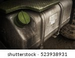 Army Military Truck Diesel Fue...