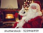 Real Santa Claus Threaten...