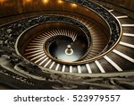 spiral staircase in vatican...