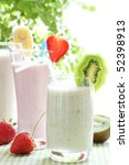 smoothies | Shutterstock . vector #52398913