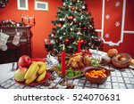 Christmas Dinner By Candleligh...