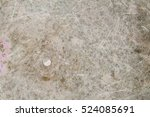 background textured old plastic ... | Shutterstock . vector #524085691