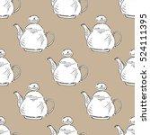 Tea And Coffee. Tea Pot...