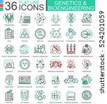 vector genetics and...
