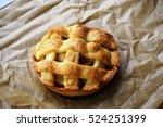 Mini Apple Pie With Lattice To...