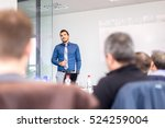 business man making a...   Shutterstock . vector #524259004