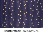 bokeh christmas lights. vector... | Shutterstock .eps vector #524324071