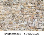 stone wall texture background... | Shutterstock . vector #524329621