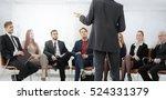 member of the business team...   Shutterstock . vector #524331379