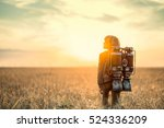 boy with a technological... | Shutterstock . vector #524336209